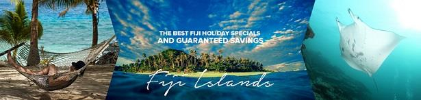Fiji Islands holiday packages, specials and promotions. South Pacific destination specialist agency and wholesaler offering best deals in 2016 and 2017.