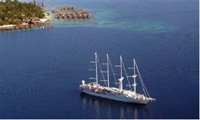 Wind Star Cruises
