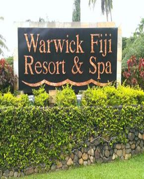 The Warwick Fiji