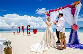 Treasure Island Resort Wedding 450px