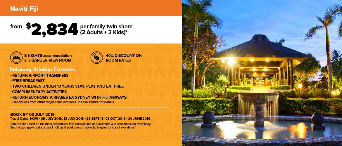 The Naviti Resort All Inclusive – Hideaway Holidays Exclusives
