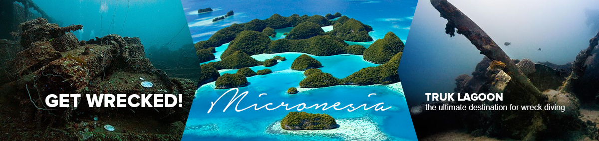 Micronesia Live Aboard Diving Expeditions