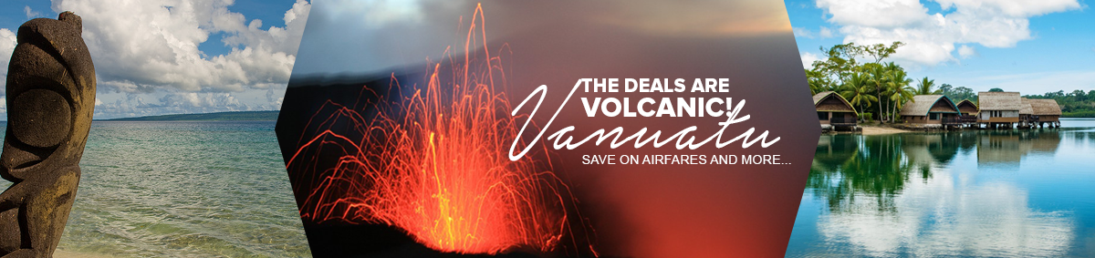 Vanuau Holiday specials