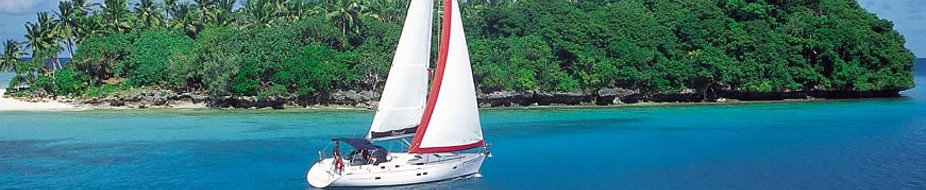 South Pacific Yacht Charters and Boutique Cruises